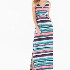 Soma knotted waist maxi dress NWT size large
